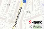 Схема проезда до компании Урологический кабинет в Шымкенте