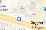 Схема проезда до компании Банкомат, Банк ЦентрКредит в Шымкенте