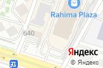 Схема проезда до компании MSK Food в Шымкенте