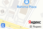 Схема проезда до компании Бутик женской одежды в Шымкенте