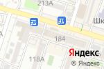 Схема проезда до компании Самарканд в Шымкенте