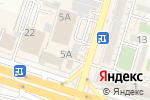 Схема проезда до компании NORD в Шымкенте