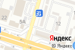 Схема проезда до компании ЕВРОСТИЛЬ в Шымкенте