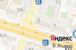 Схема проезда до компании Луч в Шымкенте