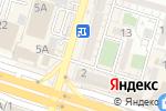 Схема проезда до компании Ломбард ӘДІЛ, ТОО в Шымкенте