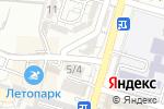 Схема проезда до компании Үздік в Шымкенте