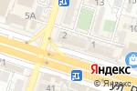 Схема проезда до компании Центр по ремонту телефонов в Шымкенте