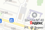 Схема проезда до компании Магазин товаров для рукоделия в Шымкенте