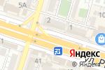 Схема проезда до компании McDonner`s в Шымкенте