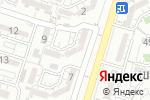 Схема проезда до компании Шымкентская городская поликлиника №1 в Шымкенте