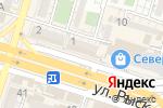 Схема проезда до компании НА СЕВЕРЕ в Шымкенте