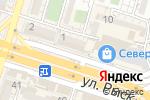 Схема проезда до компании Сезім в Шымкенте