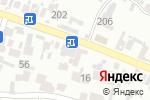 Схема проезда до компании Kaspi bank в Шымкенте