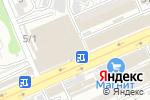 Схема проезда до компании Банкомат, Казкоммерцбанк в Шымкенте