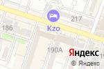 Схема проезда до компании Первый в Шымкенте