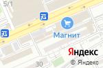 Схема проезда до компании Центр строительных материалов в Шымкенте