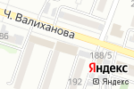 Схема проезда до компании Киоск разливного мороженого в Шымкенте