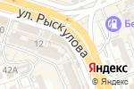 Схема проезда до компании FINBET в Шымкенте