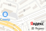 Схема проезда до компании МАНИЯ в Шымкенте
