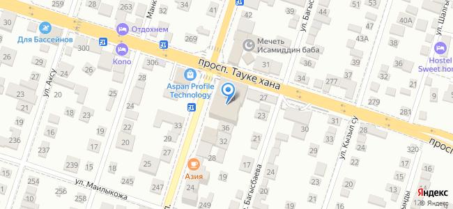 Казахстан, Шымкент, Сайрамская улица, 38