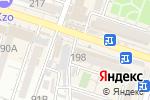 Схема проезда до компании Техно climat в Шымкенте