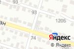 Схема проезда до компании Best Bota в Шымкенте