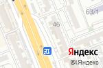 Схема проезда до компании Сен сұлу в Шымкенте