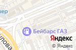 Схема проезда до компании Авиценна, ТОО в Шымкенте