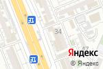 Схема проезда до компании Fast food на Востоке в Шымкенте