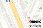 Схема проезда до компании Х-13 в Шымкенте