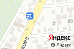 Схема проезда до компании Бастау в Шымкенте