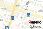 Схема проезда до компании Halal fast food в Шымкенте