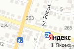 Схема проезда до компании МЕХРУЗ в Шымкенте