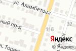 Схема проезда до компании Береке в Шымкенте