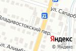 Схема проезда до компании Балдырган в Шымкенте