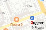 Схема проезда до компании Status в Шымкенте