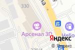 Схема проезда до компании FOODPORT в Шымкенте
