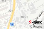 Схема проезда до компании Частный судебный исполнитель Скарлат З.И. в Шымкенте
