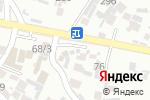 Схема проезда до компании ДИНАРА в Шымкенте