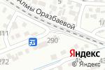 Схема проезда до компании Абылайхан в Шымкенте