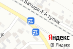 Схема проезда до компании Аружан в Шымкенте