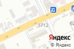Схема проезда до компании Арыс в Шымкенте