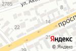 Схема проезда до компании СТО в Шымкенте