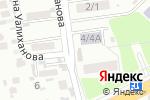 Схема проезда до компании Сенiм в Шымкенте