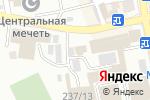 Схема проезда до компании Парикмахерская в Шымкенте