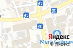 Схема проезда до компании Пункт по продаже куры-гриль в Шымкенте