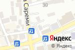 Схема проезда до компании Дидо в Шымкенте