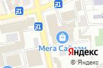 Схема проезда до компании ComTel в Шымкенте