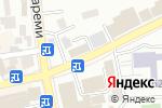 Схема проезда до компании Пункт по продаже мороженого в Шымкенте
