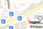 Схема проезда до компании Мастерская в Шымкенте